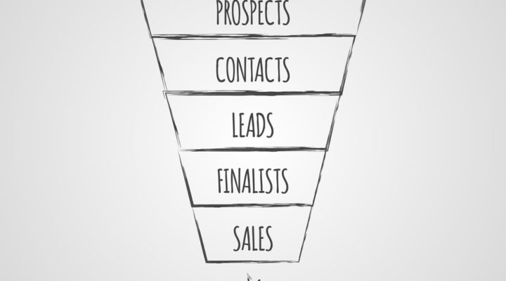 4 Strategies For Creating Your First Sales Funnel